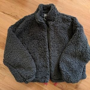 UO Cropped Fleece